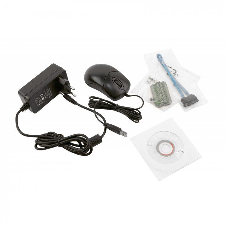 4 Kanal POE - IP NVR Recorder Ultra-HD 4K