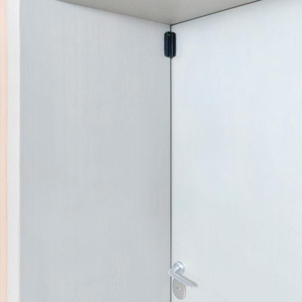 Türsensor Öffnungsmelder AJ-DOPro Schwarz