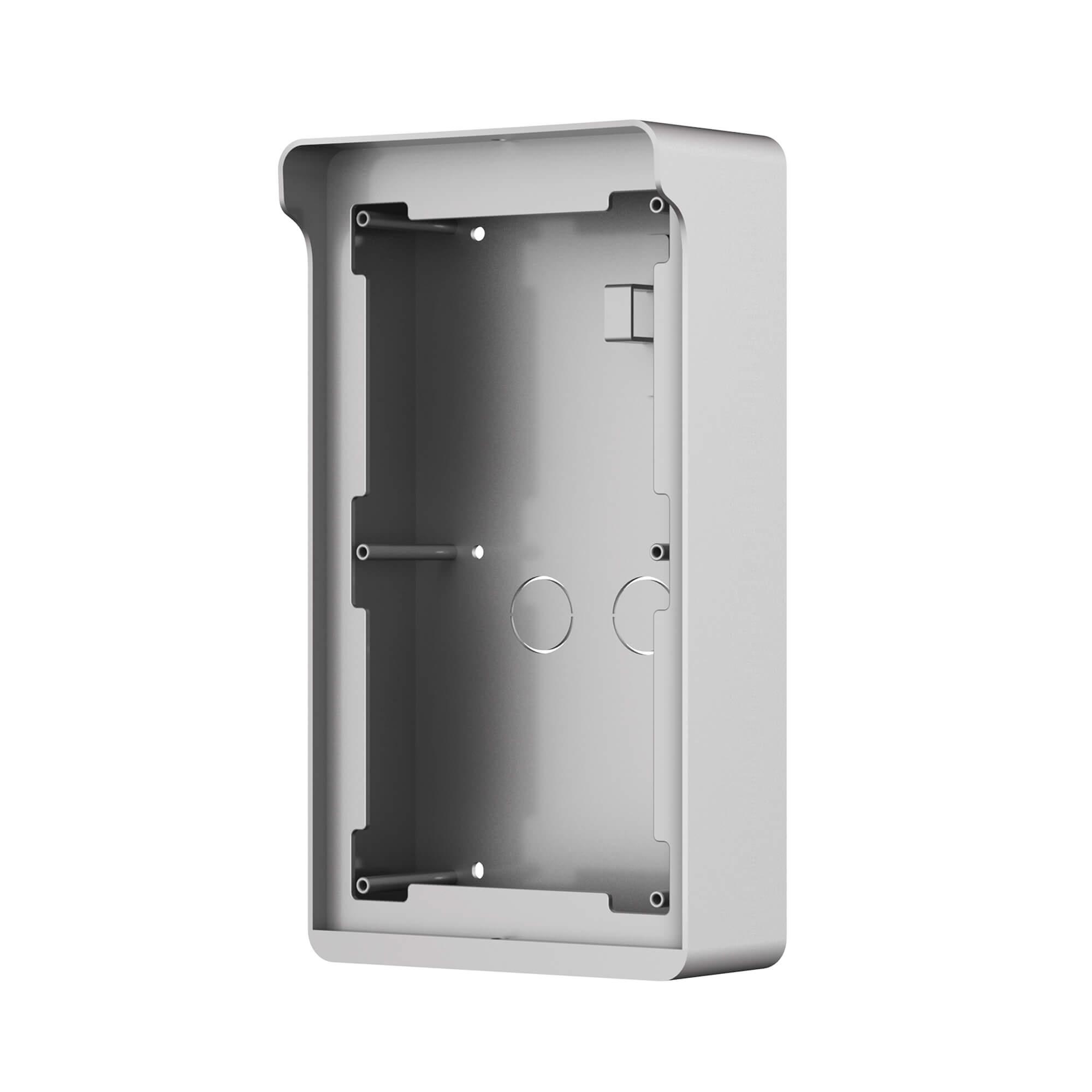 2er Aufputzdose - Hybrid Türsprechanlage