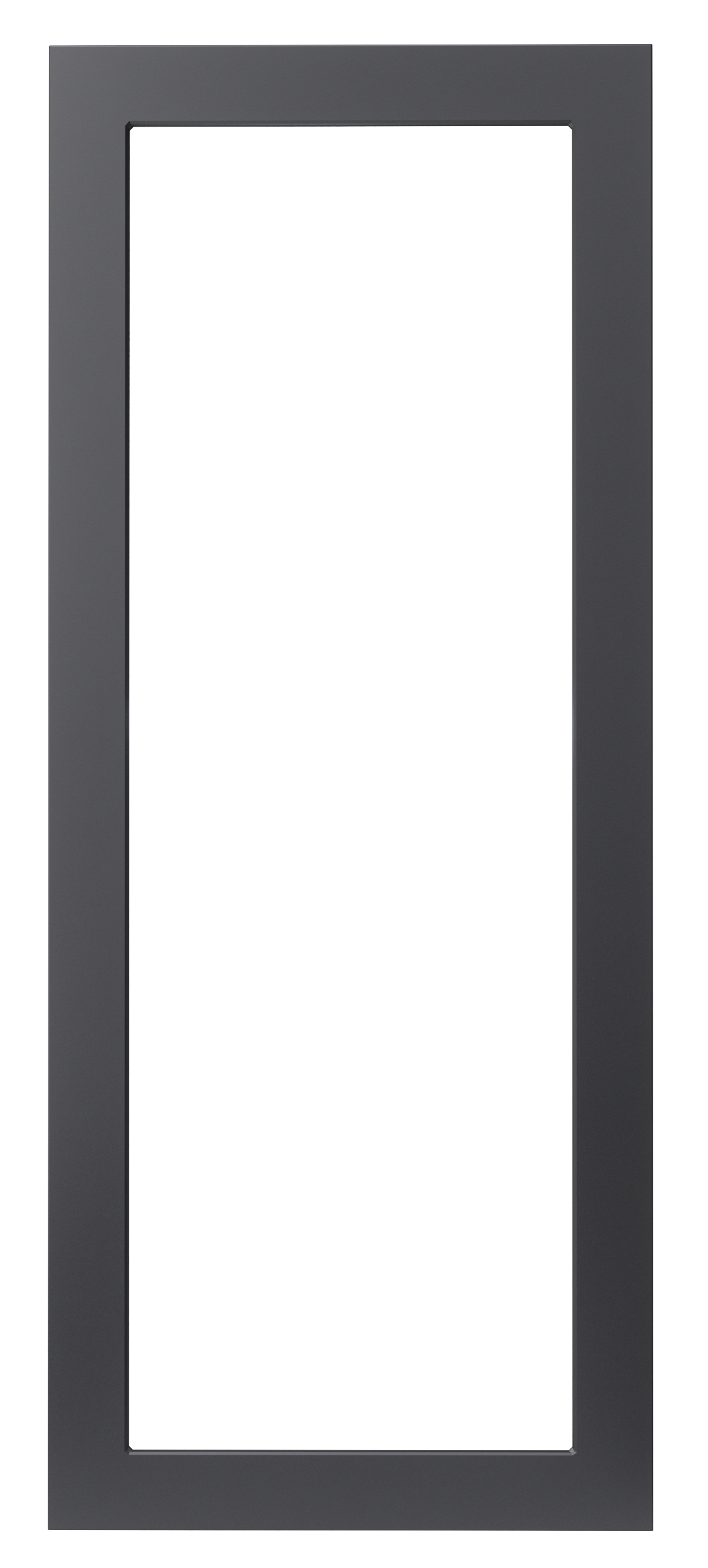 3er Rahmen - Hybrid Türsprechanlage Anthrazit