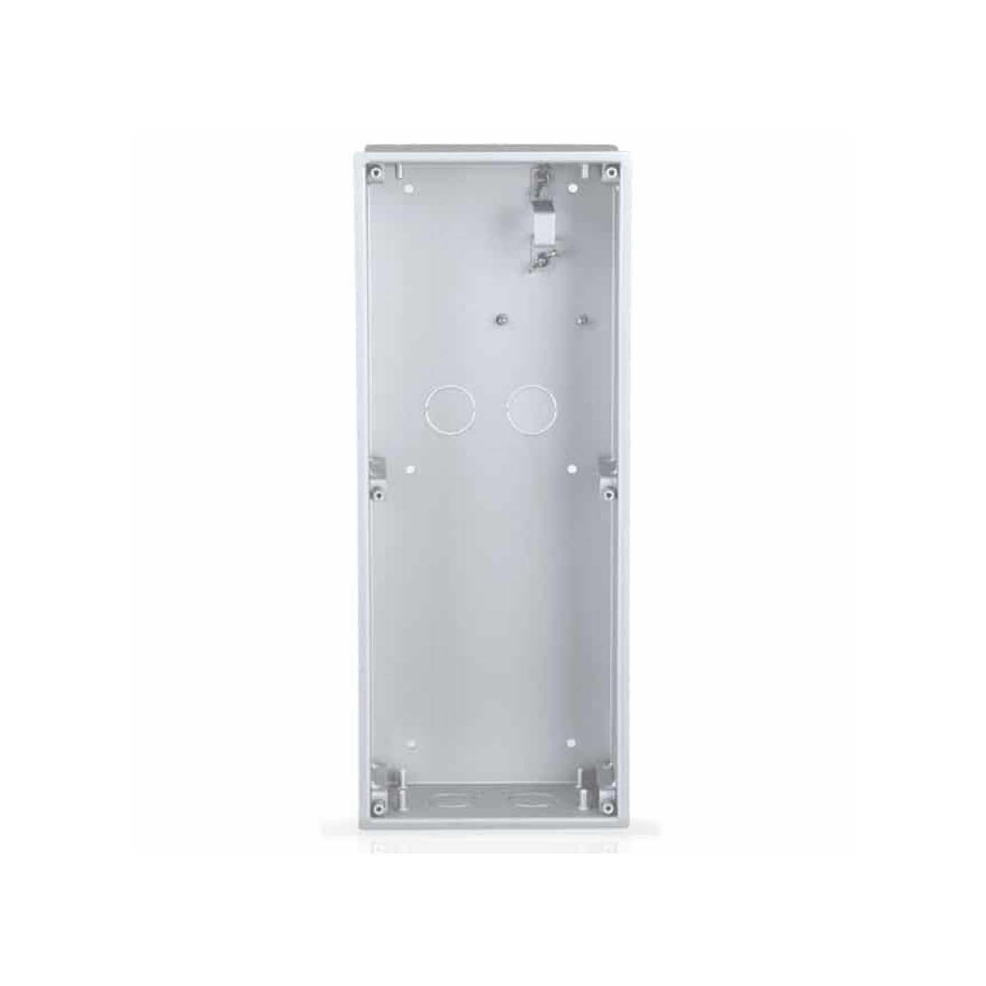 3er Unterputzdose - Hybrid Türsprechanlage Anthrazit