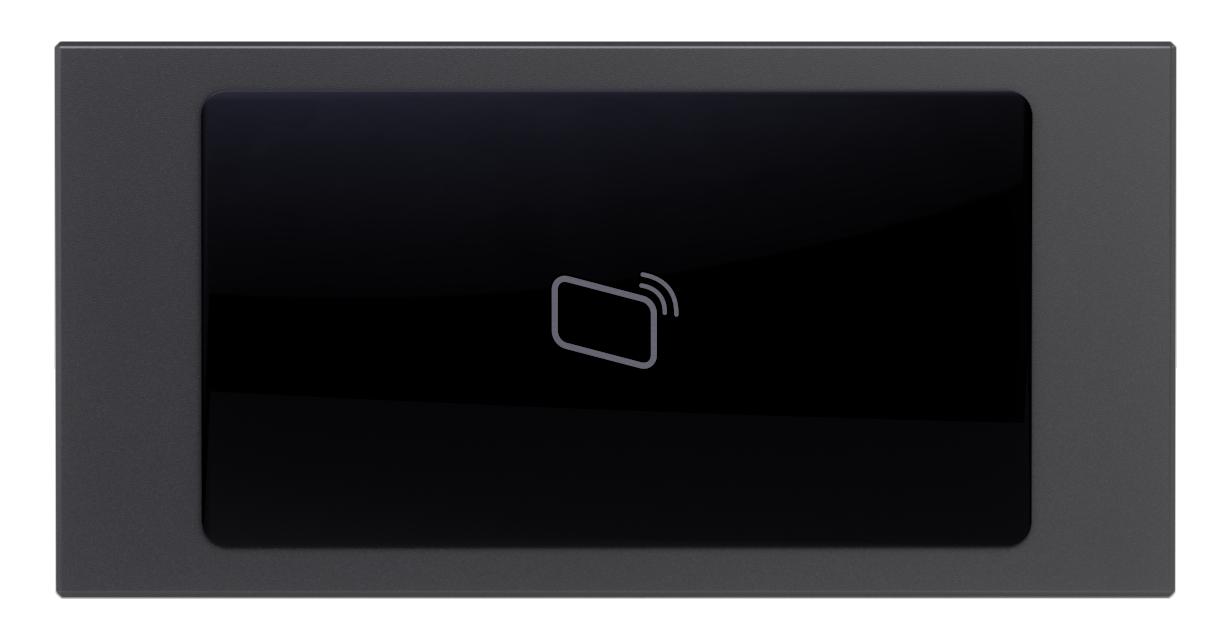 Modul RFID - Hybrid Türsprechanlage Türklingel Anthrazit