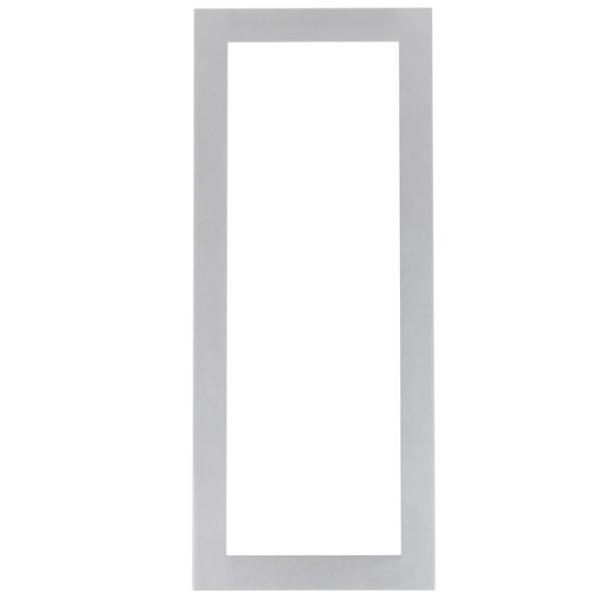 3er Rahmen - Hybrid Türsprechanlage