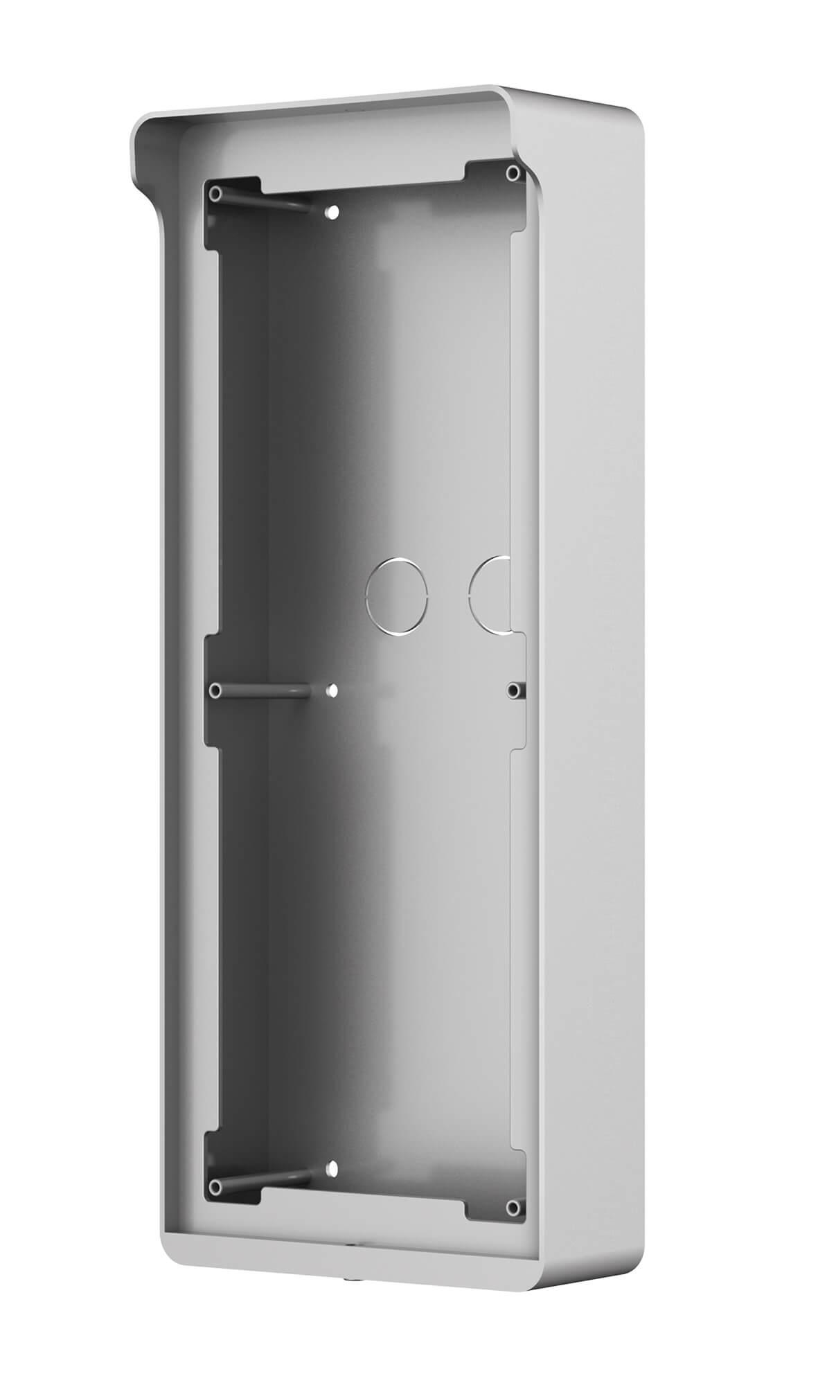 3er Aufputzdose - Hybrid Türsprechanlage